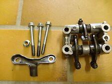 Kipphebel Lagerbock Nockenwelle Honda VT 500 hinterer Zylinder rocker shaft