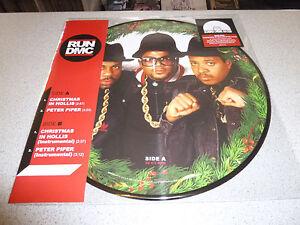 RUN-DMC-Christmas-In-Hollis-Peter-Piper-12-034-PICTURE-Vinyl-Neu-RSD
