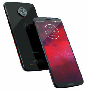 Motorola Moto Z 3rd Generation - 64GB - Ceramic Black (Verizon)  FREE PRIORITY