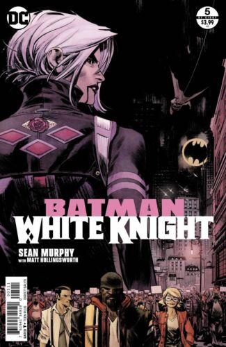 BATMAN WHITE KNIGHT 5 OF 8 1st PRINT NM
