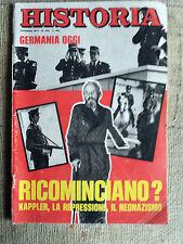 Historia n236 ottobre1977- kappler , neo nazzismo