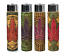 4-Ct-CLIPPER-Flint-Lighters-Refillable-LEAVE-WEED-LEAF-CORK-COVER-HAND-SEWN thumbnail 1