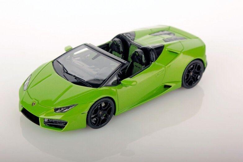 LOOKSMART LOOLS464B - Lamborghini Huracan cabriolet green mante  1 43