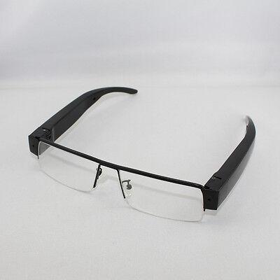 1080P HD Camcorder Glasses Video Cam DVR Digital Eyewear Audio Video Recorder