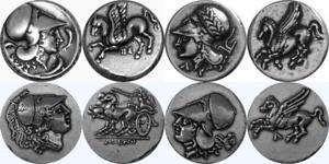 Athena-and-Pegasus-4-Famous-Greek-Coins-Percy-Jackson-Fans-4AthPeg-S