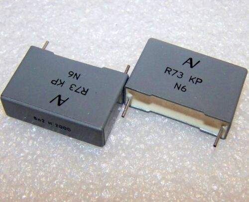 8,2nF 2000V H 2,5/% Condensatore Polypropylene KEMET Arcotronics R73 KP Series