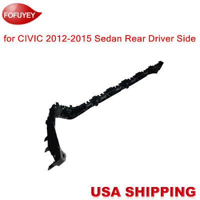 Bumper Reinforcement Plastic Bracket for CIVIC Sedan 2012-2015 Front Driver Side