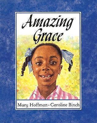 Amazing Grace: Big Book (Big Books), Mary Hoffman, Very Good Book