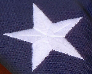 Cotton-Embroidered-American-Flags-4-ft-by-6-ft-100-Made-in-the-U-S-A-4-039-x6-039