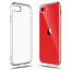 thumbnail 1 - Case for iPhone SE (2nd Generation, 2020), 7 and 8 Clear Transparent TPU Soft