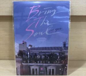Bts Bring The Soul The Movie Postcard Jungkook V Jimin Suga Rm