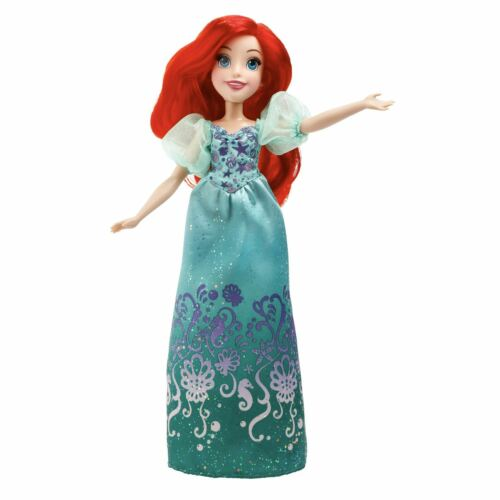 B5285 DISNEY Principessa Reale Shimmer Ariel Fashion Doll da la Sirenetta
