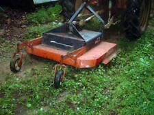 Finishing Mower Heavy Duty Bushog 4 Ft 3 Point Hitch Model Tm 4 Small Farm