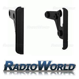 Toyota-RAV4-Double-Din-Fascia-Panneau-Avant-Panneau-Plaque-Adaptateur-Surround-Stereo-Radio