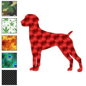 Multiple Patterns /& Sizes ebn1960 Decal German Shorthaired Pointer Dog