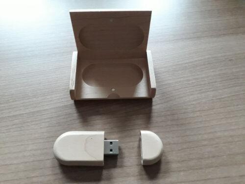 USB-STICK IN BOX mit persönlicher Gravur für das Hochzeitspaar /  Hochzeitsfotos