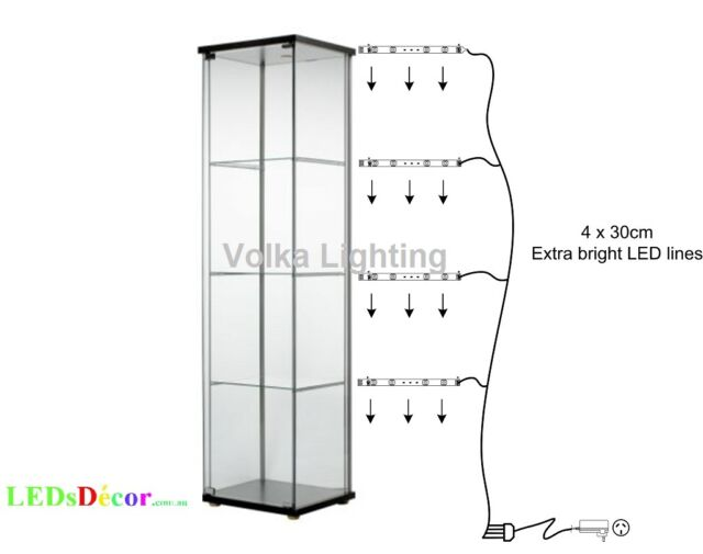 Led Lights For Gl Display Cabinet Warm White