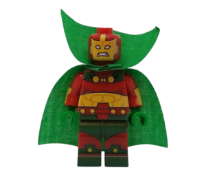**NEW** Custom Printed BRIT Image Comics Superhero Block Minifigure