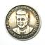 John-F-Kennedy-JFK-Victory-Of-Might-Sterling-AE-Medal-Vindication-Right-28mm miniatuur 1