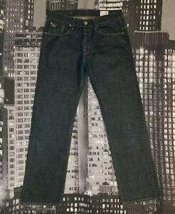G-Star RAW Herren Jeans W33 L32 Modell 3301 ORIGINAL, Authentisch