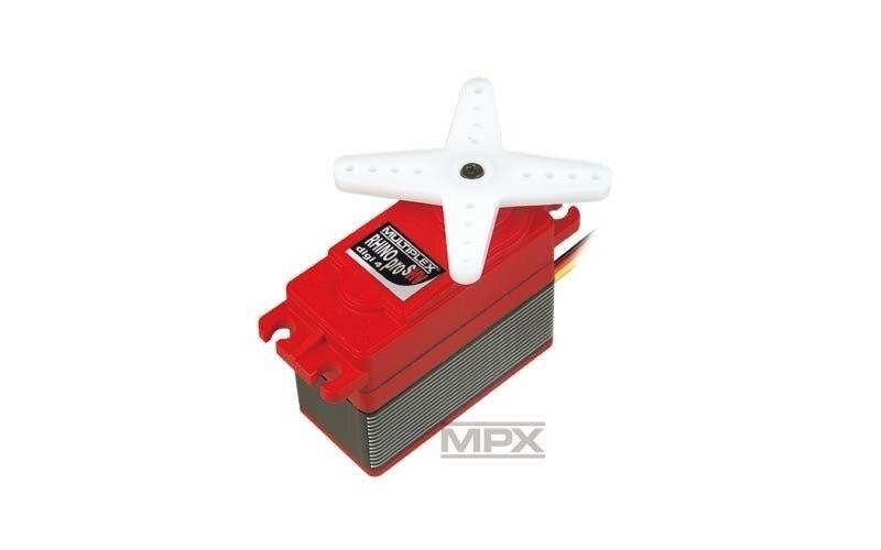 Multiplex servo Rhino Pro SHV Digi 4 -  65154  design unico