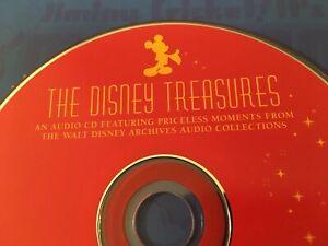 Walt Disney Archives and Disneyland Historic Audio CD Recordings 12 tracks
