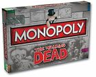 Monopoly The Walking Dead Edition Board Game