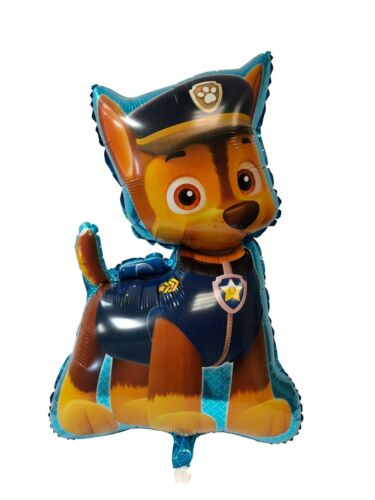 Large Paw Patrol CHASE MARSHALL RUBBLE Kids Birthday Party Helium Foil  Balloon