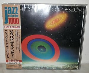 CD-V-S-O-P-THE-QUINTET-TEMPEST-IN-THE-COLOSSEUM-JAPAN-SICP-3998