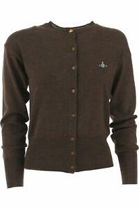 NWT-VIVIENNE-WESTWOOD-Classic-Knit-Cardigan-Size-XL-MSRP-340