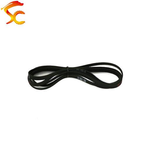 10pcs GT2//2M Timing loop belt Perimeter 280 296 300 312 320 belt width 6mm
