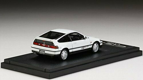 MARK43 1 43 Honda CR-X SiR (EF8) (EF8) (EF8) 1989 White fce248