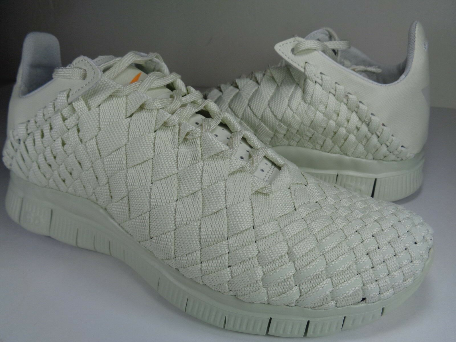 Nike Nike Nike Free Inneva Woven Tech SP Sea Glass White SZ 5.5 Womens 7 (705797-008) af5c70