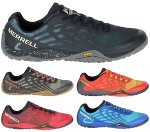 MERRELL Trail Glove 4 Barefoot Laufschuhe Trailschuhe Turnschuhe Herren Neuheit