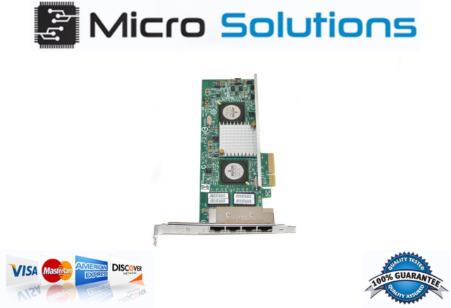 49Y7949 IBM NetXtreme Quad-Ports RJ-45 Gigabit Ethernet PCI Express 2.0 Adapter