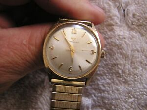 Wittnauer Watch Value >> Details About Vintage Wittnauer Watch