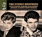 Five Classic Albums by The Everly Brothers (CD, Jun-2012, 4 Discs, Real Gone)