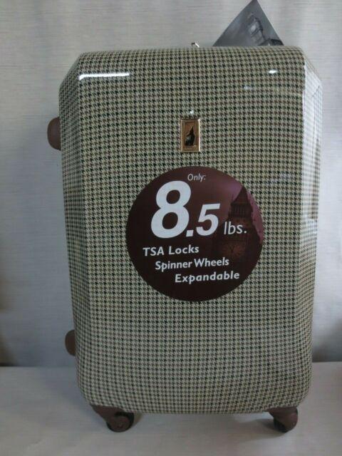 London Fog Luggage Chelsea Lites 20 Inch Wheeled Club Bag Chocolate One Size For Sale Online Ebay