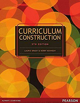 1 of 1 - Curriculum Construction by Laurie Brady, Kerry Kennedy (Paperback, 2013)