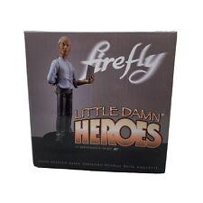 FIREFLY LOOT SHEPHERD BOOK LITTLE DAMN HEROES MINI MASTERS QMX STATUE BNIB