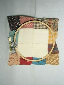 Pleasant-Company-American-Girl-Kirstens-Retired-Embroider-Hoop-and-Patchwork