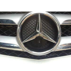 NTSC-HD-Auto-Frontkamera-Vorne-Kamera-fuer-Mercedes-Benz-GLK-GLC-GLE-GLA-ML-Class