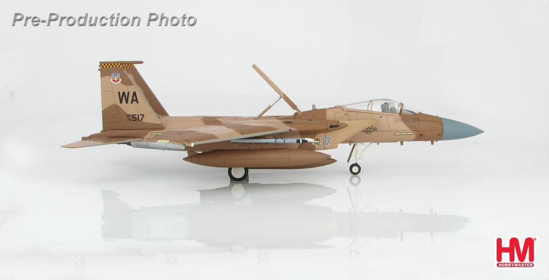 Hobby Master HA4557,  Desert Flanker SCHEME , 78-0517, 57th esre, 65th AGG ESC