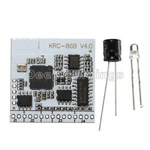 KRC-86B-Bluetooth-4-0-Stereo-Audio-Receiver-Module-Sound-Board-DIY