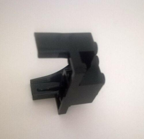 LEGO 2x4x2 1//3 parafango del veicolo-NERO-ID 18974-NUOVO
