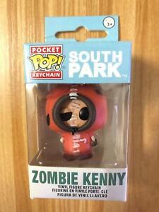 TV-South-Park-Keyring-Zombie-Kenny-Figure-Funko-POP-Pocket-Keychain-New-Arrival