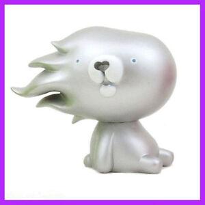 Figure de jouet d'art de vinyle d'ours d'argent de Kumano Gollo d'Akiyoshi Chino   Dunny # 1