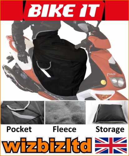 Motorbility Rain Proof and WARM Rider cover RCOLEG02