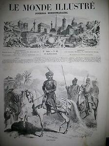India-Jung-Bahadoor-Episode-de-La-Guerre-Cherbourg-View-General-Leaping-1858