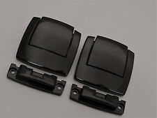 OEM for HARLEY GLOSS BLACK LATCH TOUR PACK CLASSIC ELECTRA GLIDE ULTRA ROADKING